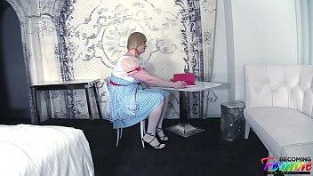 Submissive Sissy Slut Dressed For Hard Ass Fucking